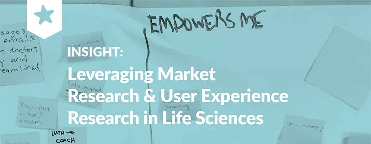 PharmaExec: Leveraging Market Research & User Experience Research in Life Sciences